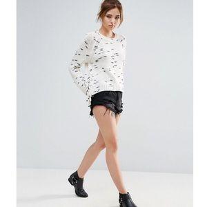 John + Jenn So soft Juno sweater